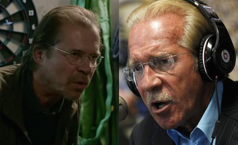 """""""Blood Glacier"""" actor Felix Romer and Pat O'Brien: Separated at birth?"""