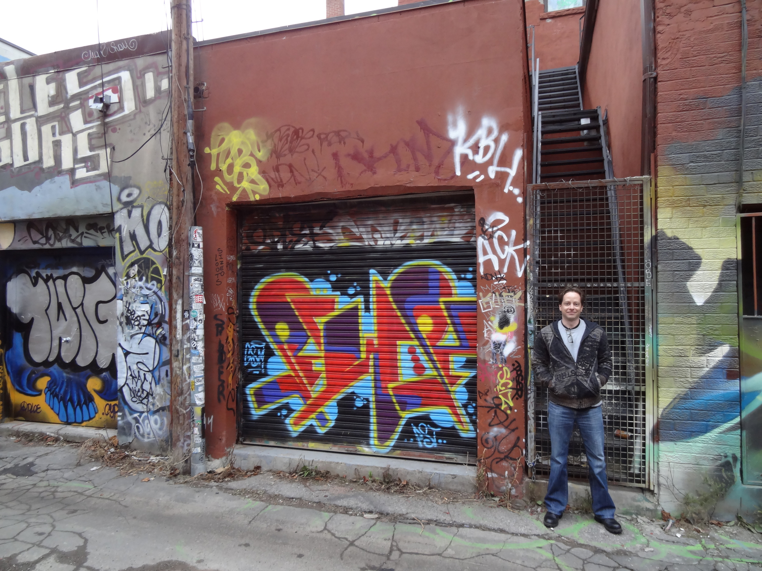Felix's Loft Toronto 2014 Film21 TV.jpg