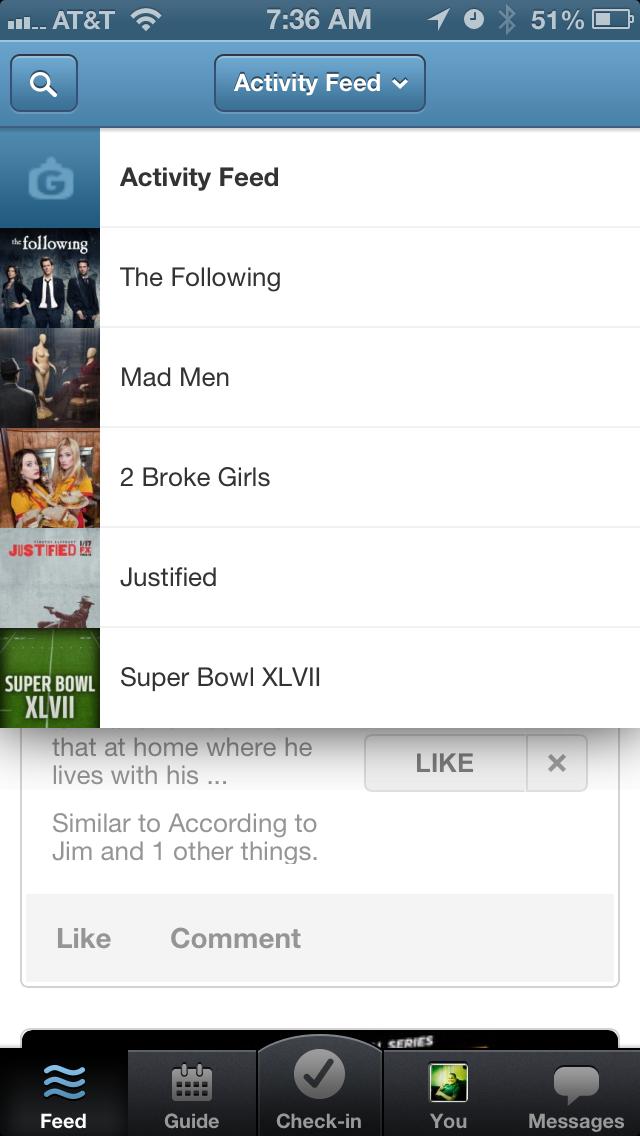 iOSDocked - EP037 - Light It Up/i-Like GetGlue for iOS