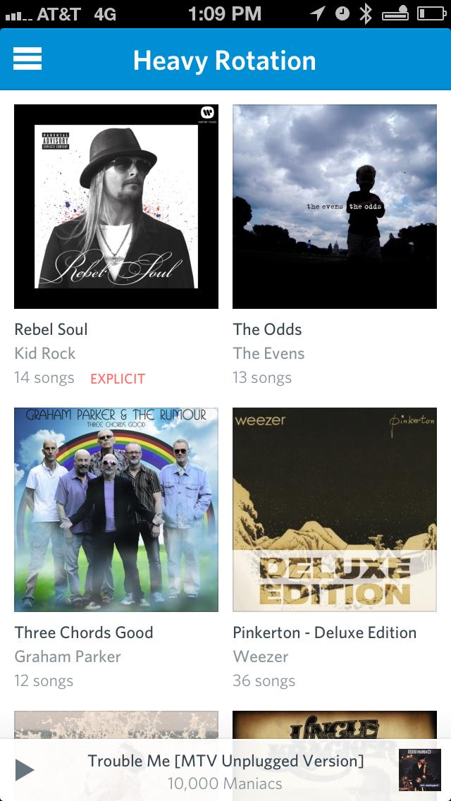 iOSDocked - EP033 - Spoiled Little Rich Kids/i-Like Rdio
