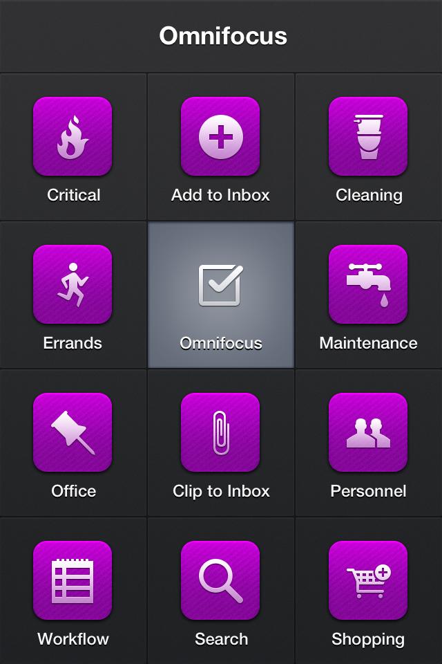 iOSDocked - EP021 -  Launch Center Professionals/i-Like Launch Center Pro