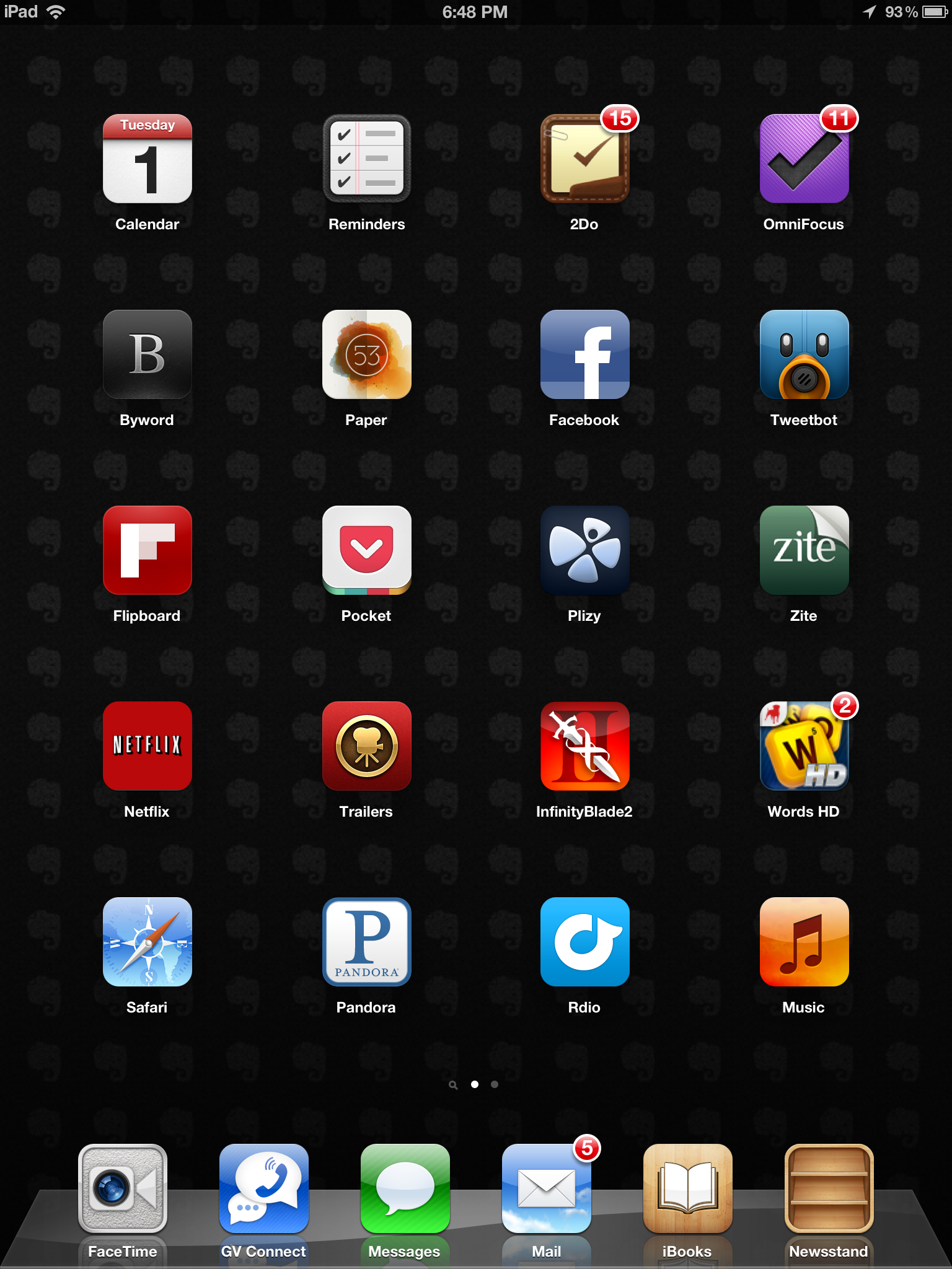 The Ultimate Homescreen Gallery