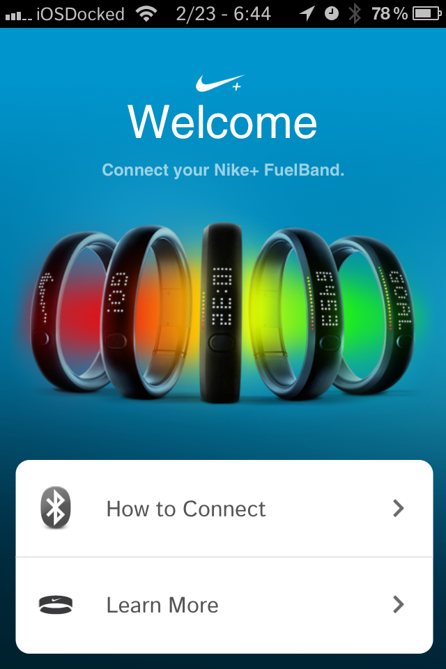 The iPhonaddict Unboxes the Nike+ FuelBand