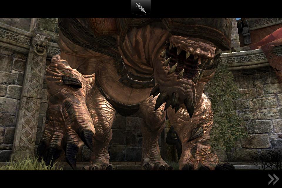 The iPhonaddict Kills the Beast: Infinity Blade 2 Screenshots