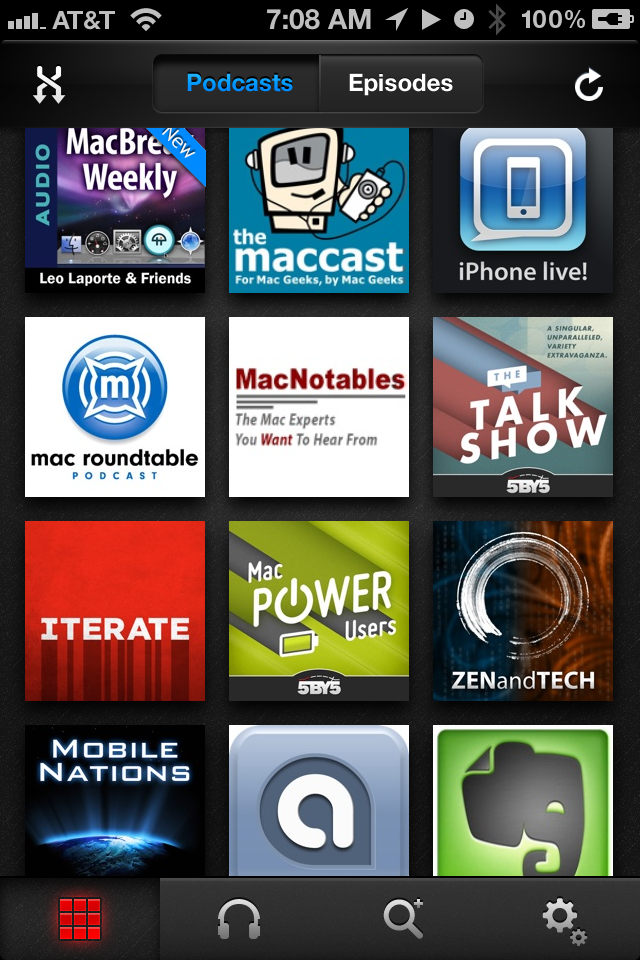 iPhone Docked Episode 28 - So Close to Perfect/i-Like Pocket Casts by ShiftyJelly