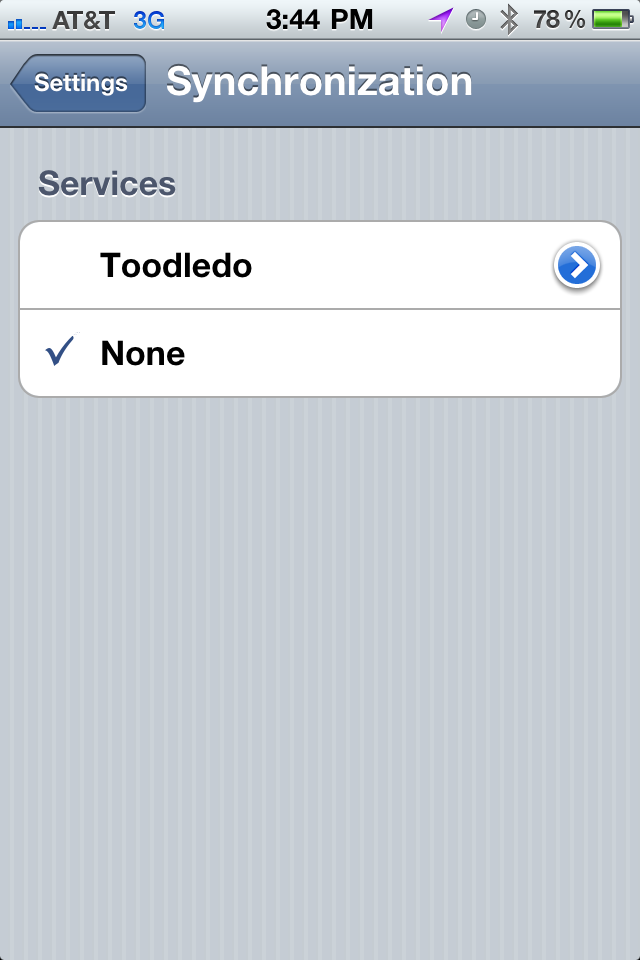 iPhonaddict App Reviews: InstaTodo