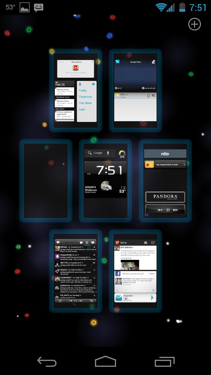 Xperience Nova Launcher: Launch the Awesomeness