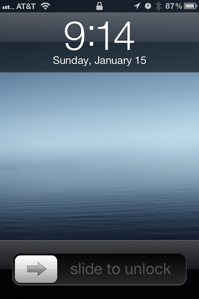 Oh! What a Difference a Customizable Homescreen Can Make