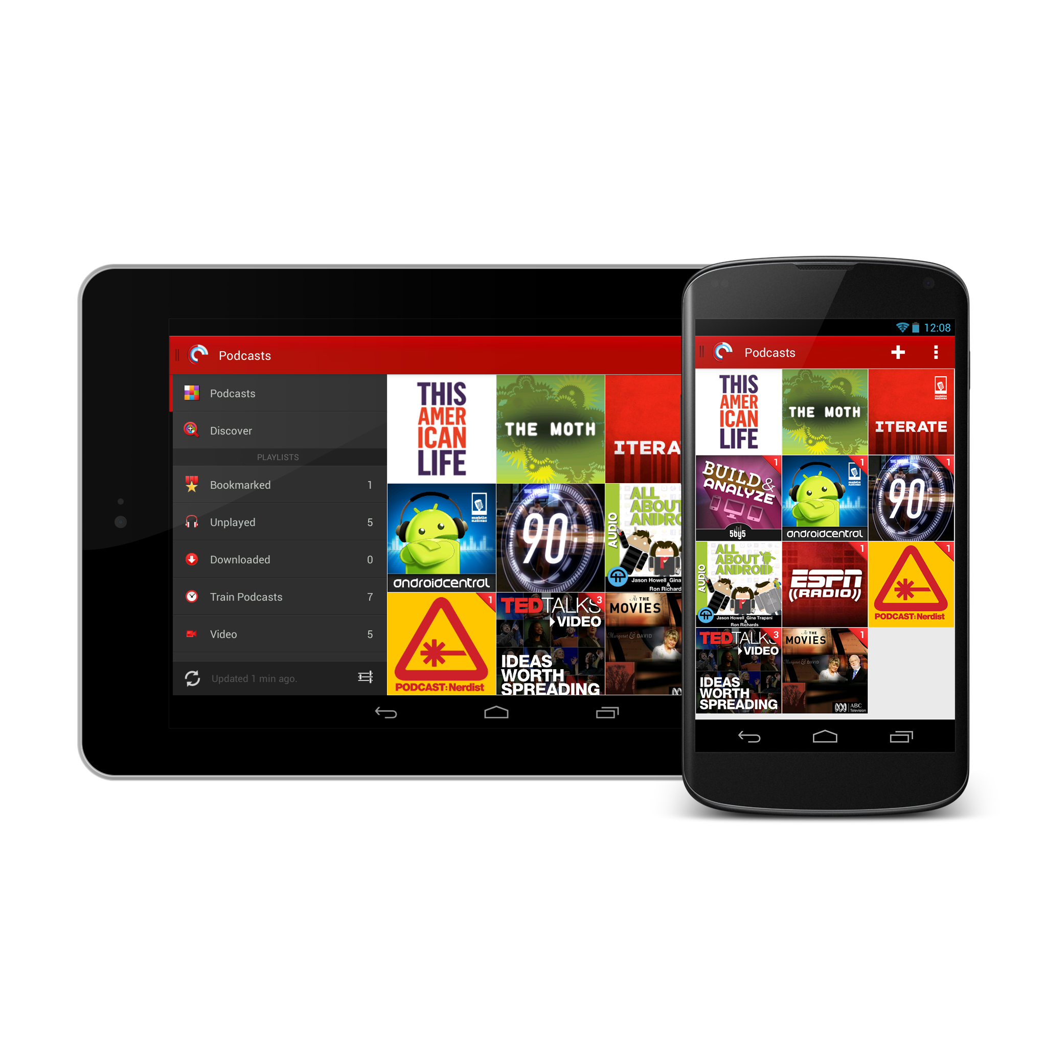 Pocket Casts 4 Device Syncing