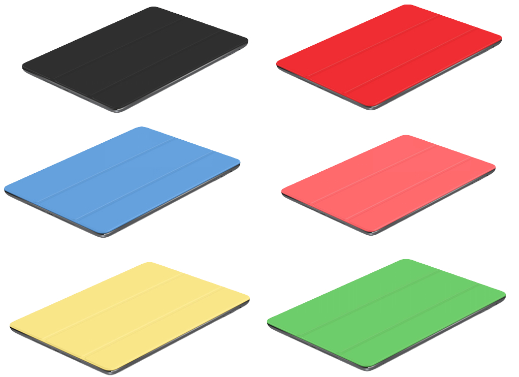 Black, Product (RED), Blue, Pink, Yellow, Green