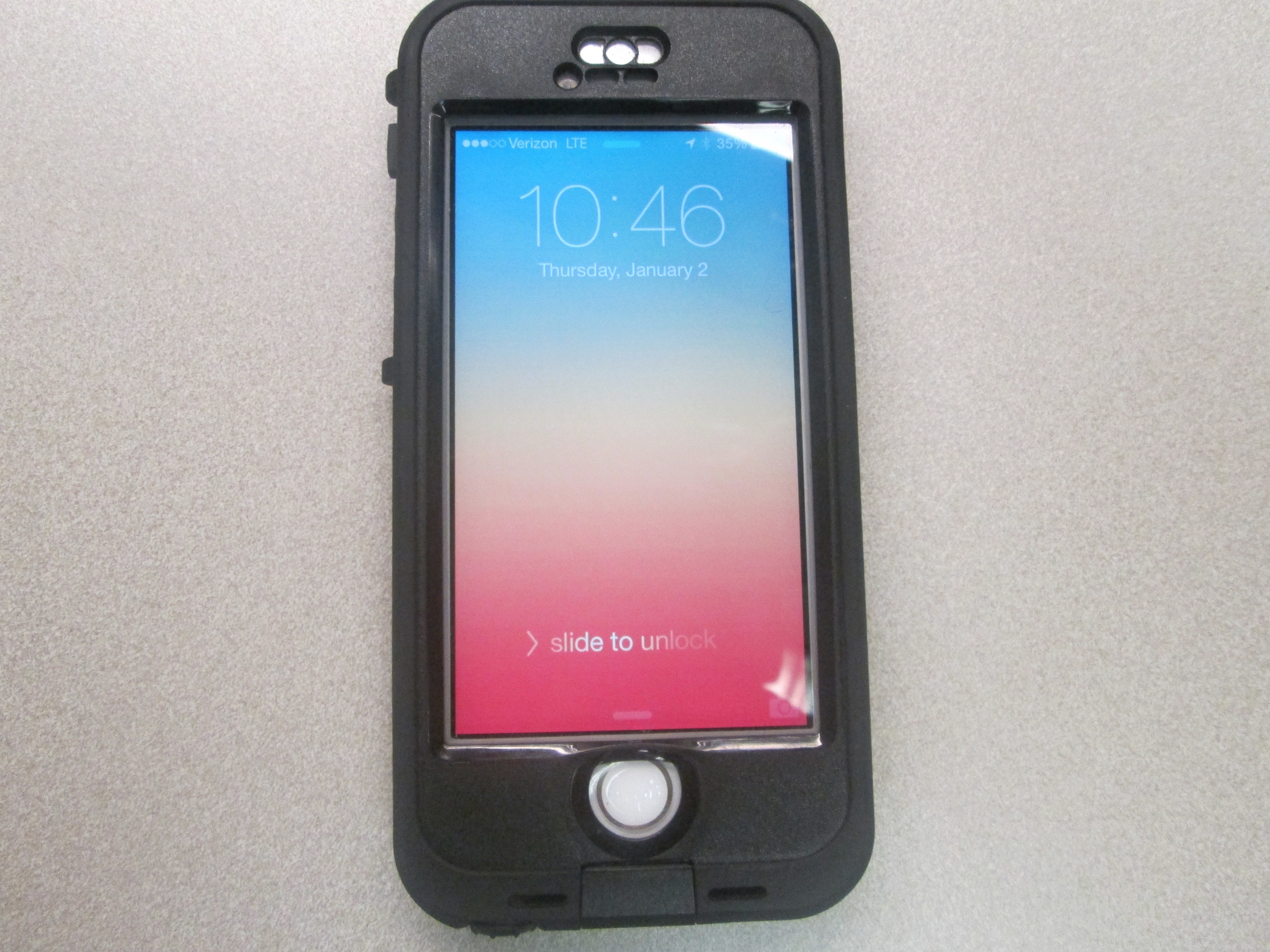 quality design d7982 04ac5 iPhonaddict Reviews: LifeProof Nüüd for iPhone 5S — The TEKSide Network