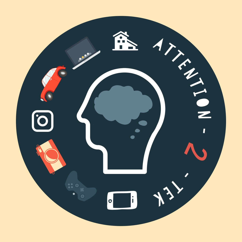 Attention - 2 - TEK - EP011 - Scotty Jackson (Podcaster & Productivity Enthusiast)