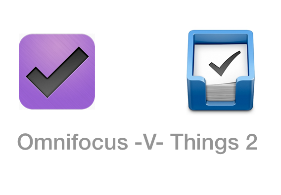 Omnifocus -V- Things 2 - A Personal Perspective.