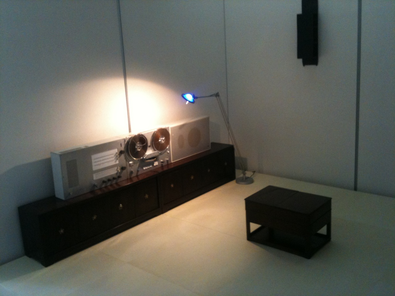 Today's visit to the Dieter Rams Exhibition