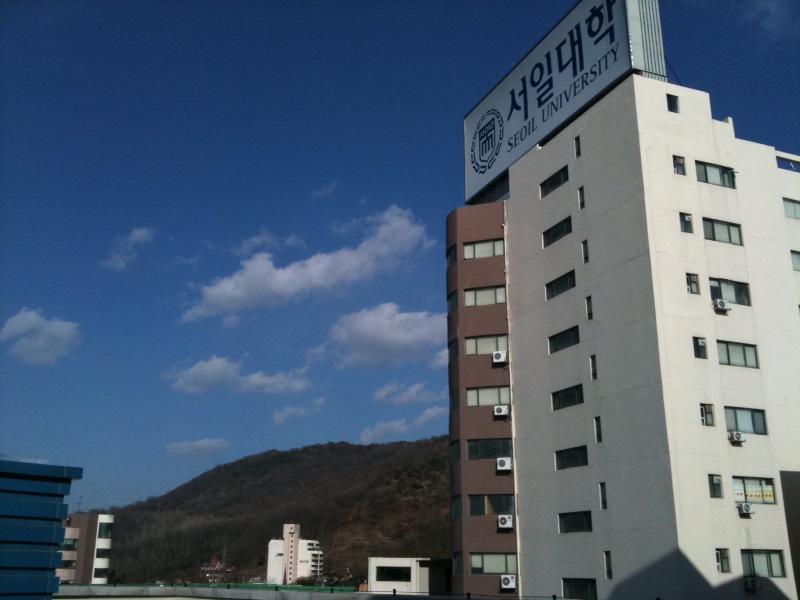 Is spring finally coming to Korea?
