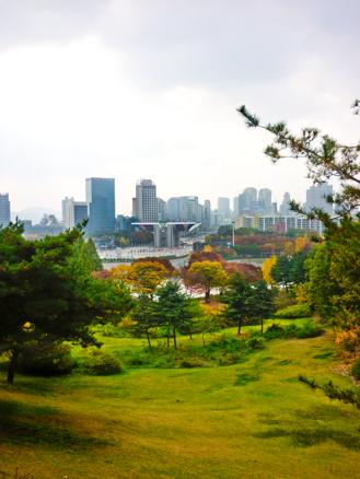Images of Autumn, Seoul 2009