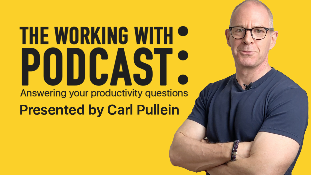 Podcast — Carl Pullein