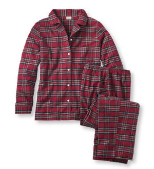 Women's Tartan Flannel PJ's