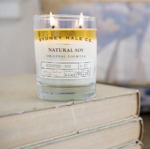 Sydney Hale Co. Eucalyptus Candle