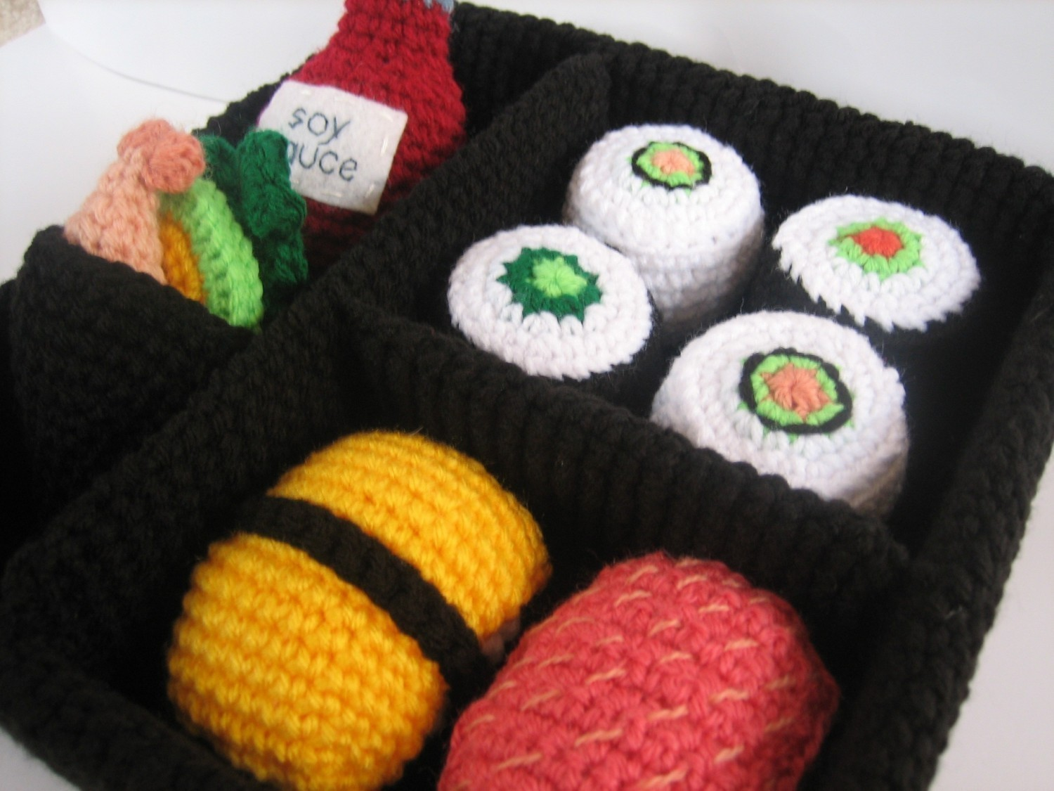 16 Crochet Foods Good Enough to Eat