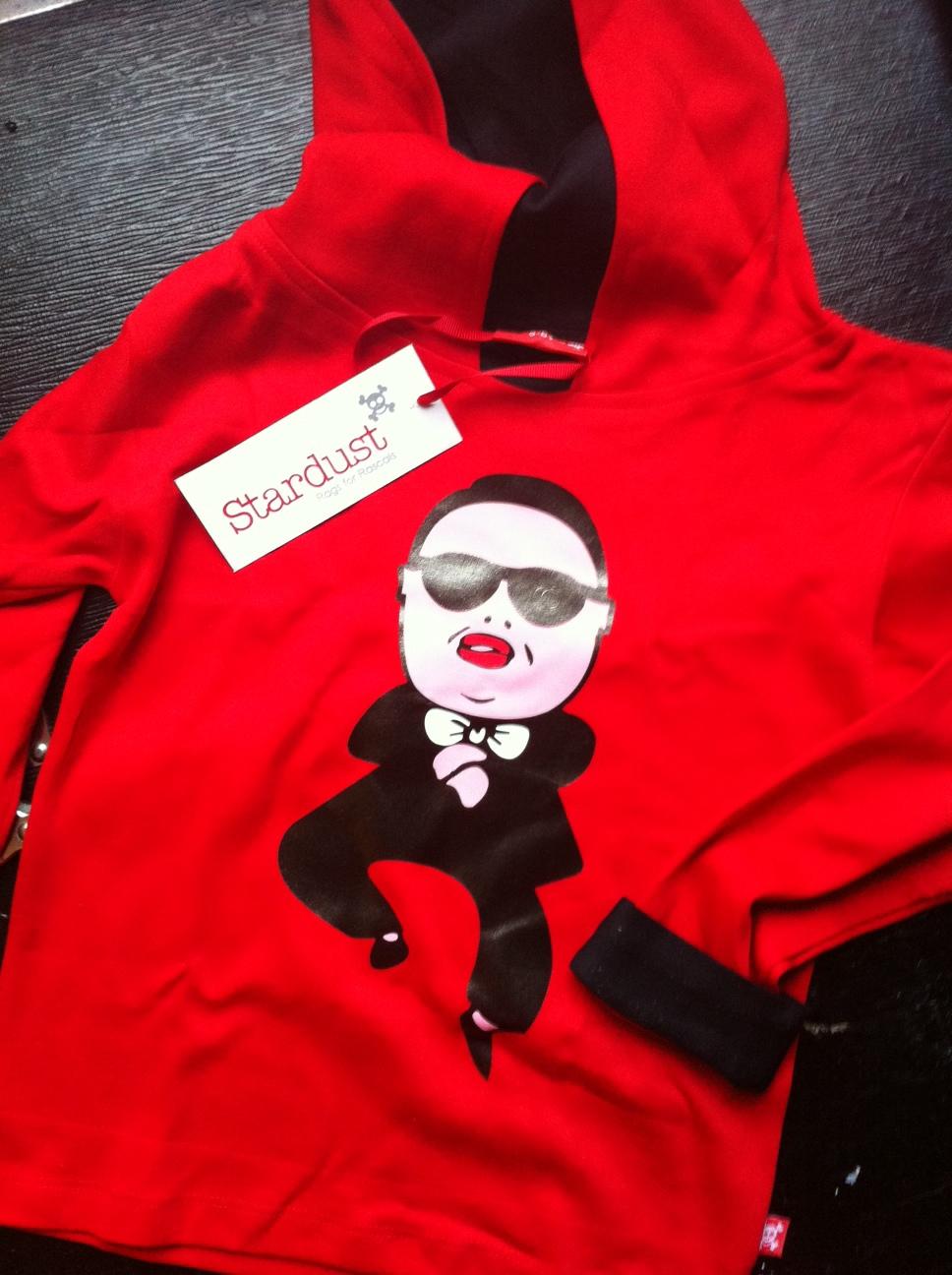Stardust Kids Gangnam Style Hoodie