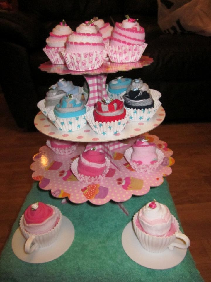 Nappy Cakes & Sock Bouquets- Nappily Ever After