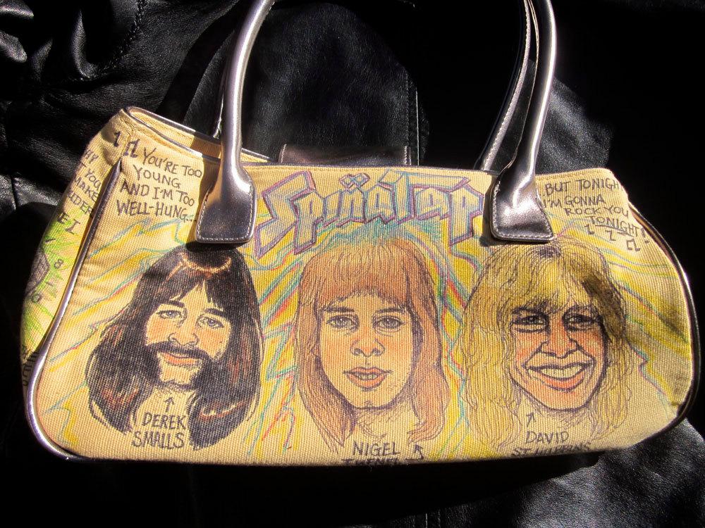 Spinal Tap- The Handbag