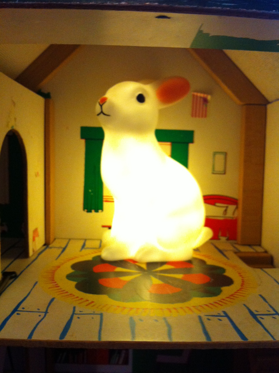 Bunny Rabbit Nightlight from Handpicked Collection