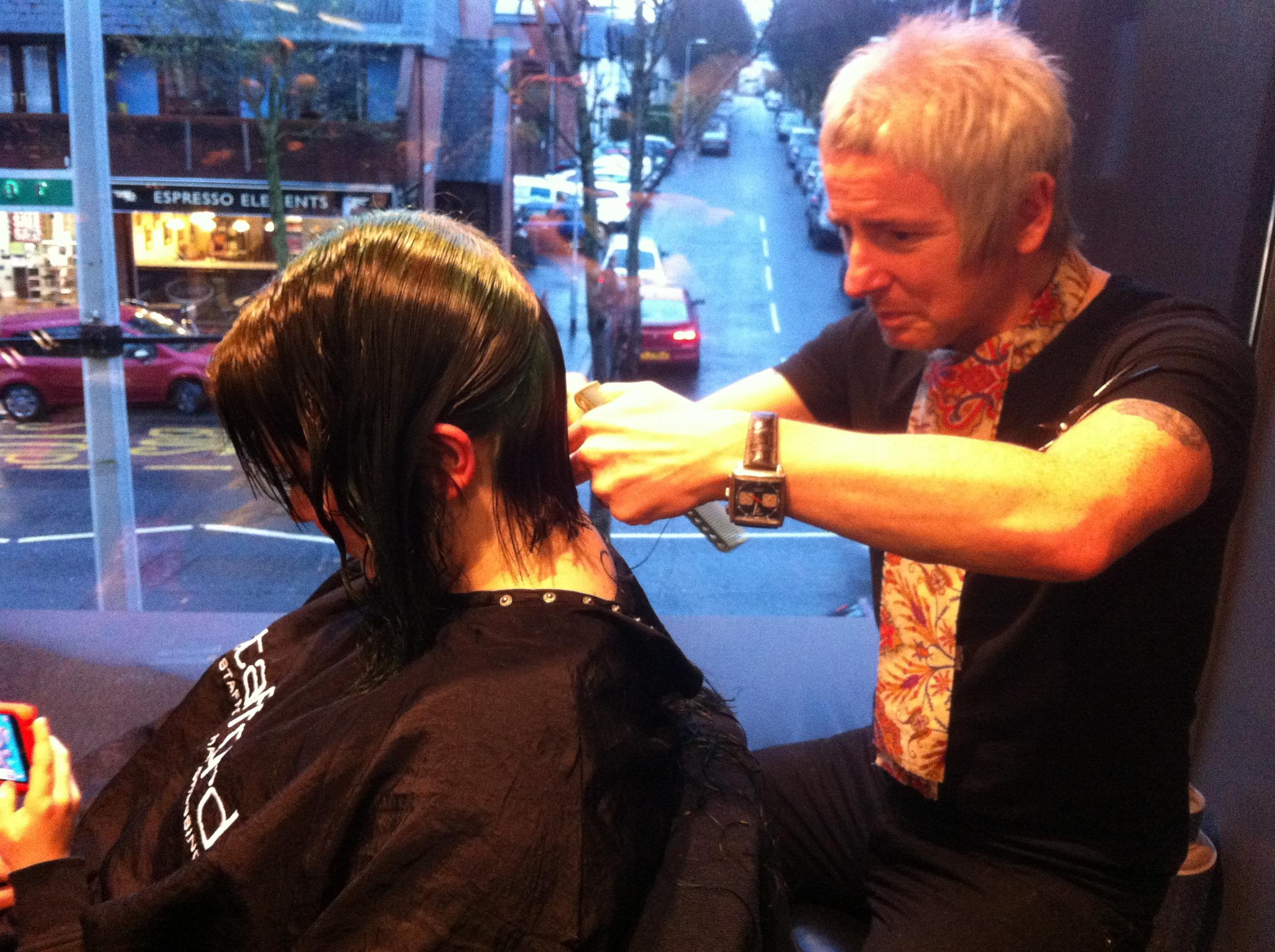 Want to See a Follicle Miracle? Paul Stafford Hair Saves My Barnet.