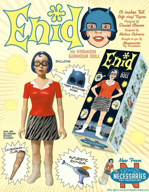 Ghost World Dolls