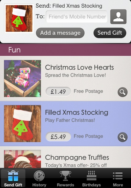 Parcel Genie- Send an Online Chum an Actual Christmas Present, Without Even Needing Their Address- With an Exclusive 40% Off for World of Kitsch Readers
