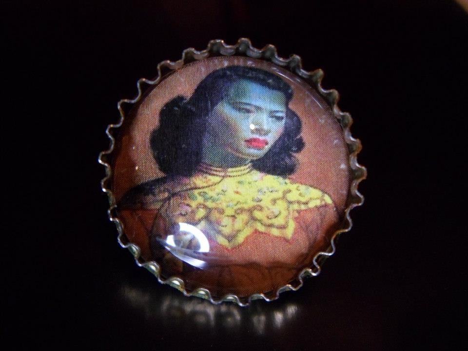 Aisling Smyth's Bottletop Badges