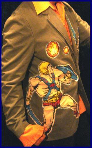 He-man Jacket