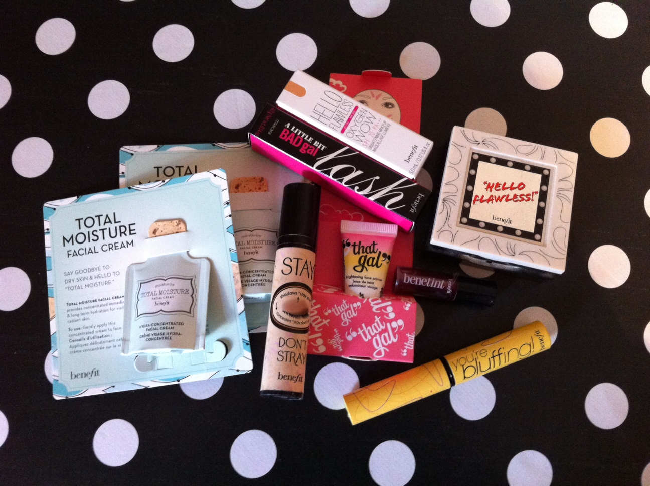 The World of Kitsch Takes on The Benefit Blogger Challenge
