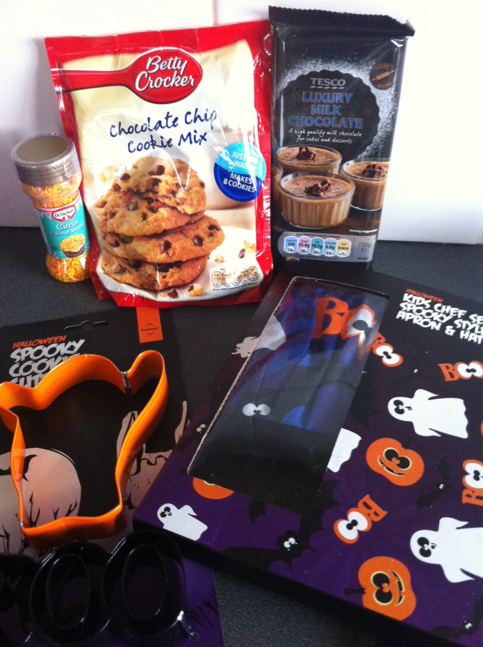 Spooky Baking with Premier Housewares
