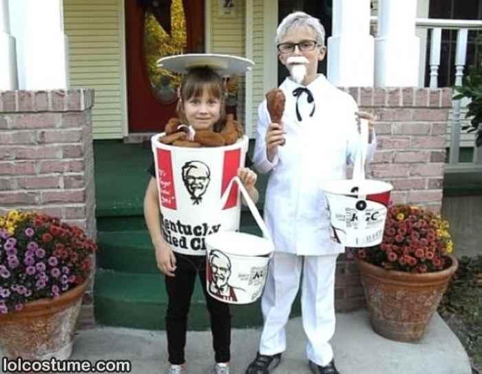 Winner, Winner, Chicken Dinner. KFC Tattoos