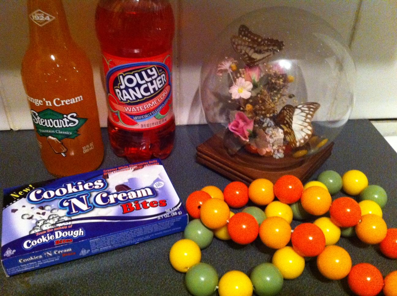 Holywood Haul: Taxidermy & American Sodas