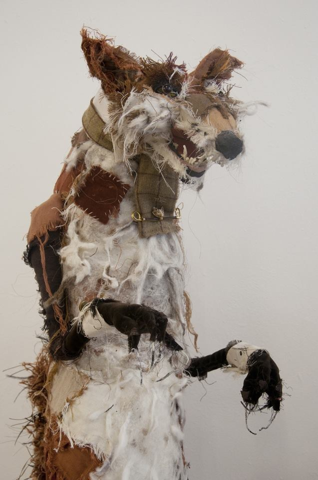 Fantastical Woodland Beasts by Irish Artist Lauren Scott