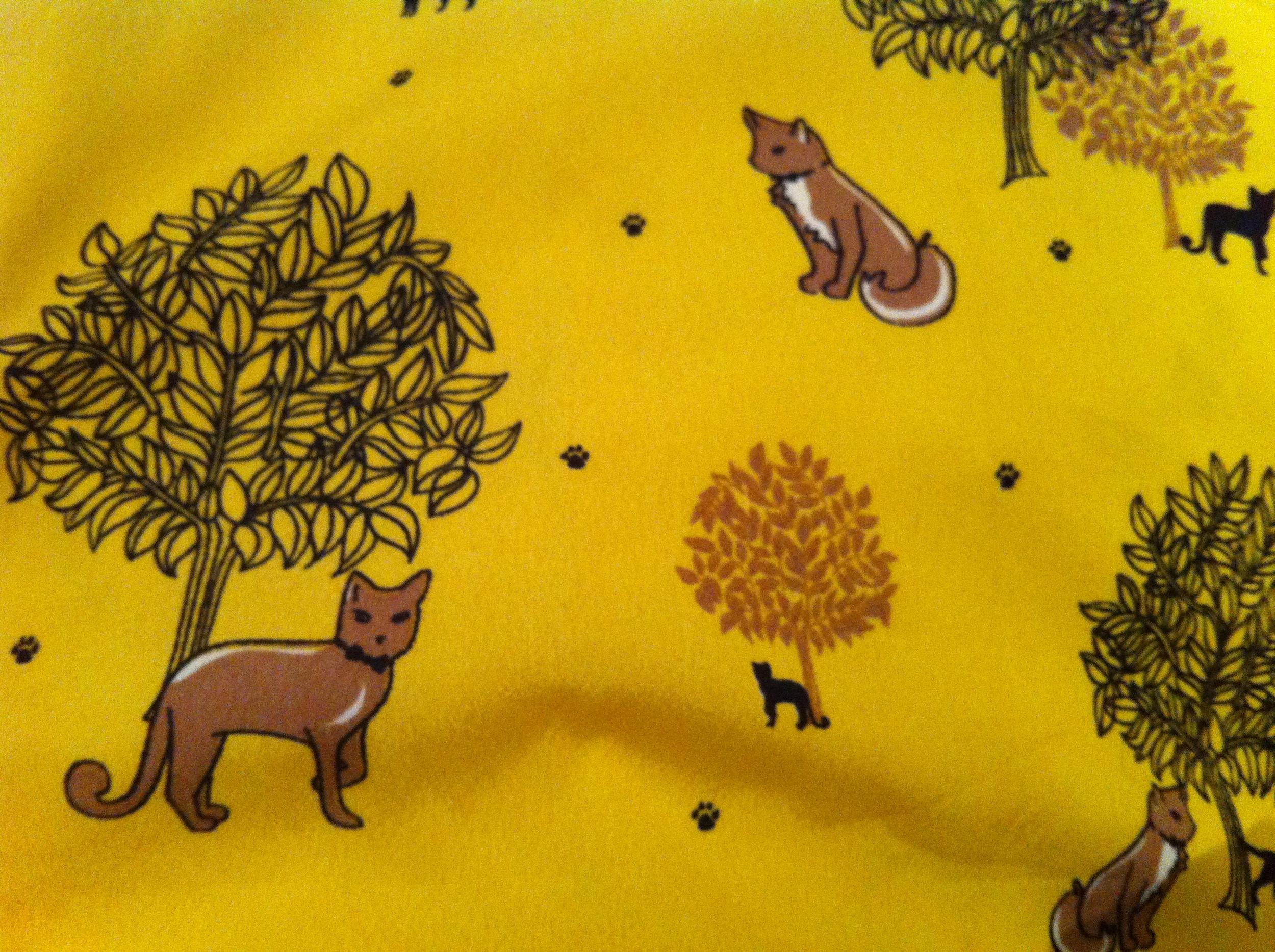 Yumi Fox Print Dress from Room31.co.uk