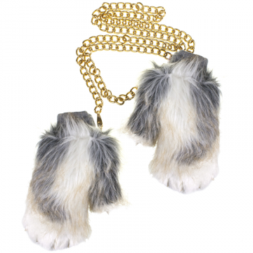 Irregular Choice Smittens. Bear Claws for the Streets.