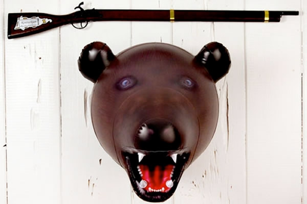 Inflatable Taxidermy