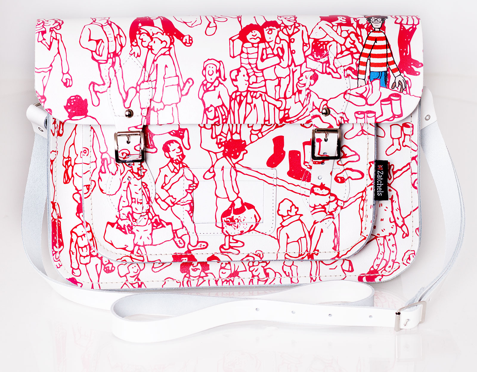Where's Wally Satchels