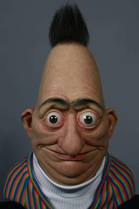 Real Life Bert from Sesame Street