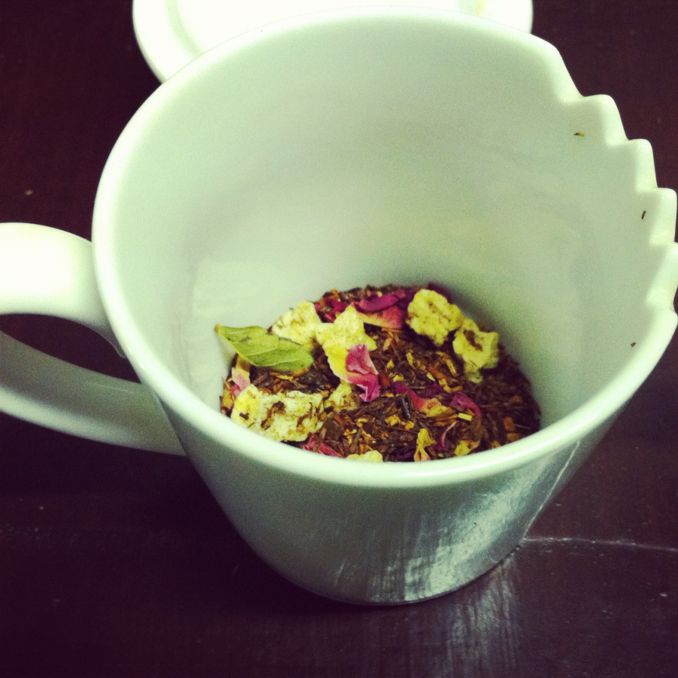 Tea Tasting at Belfast's Suki Tea