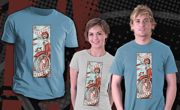 My Favourite Pee Wee Herman T-shirts