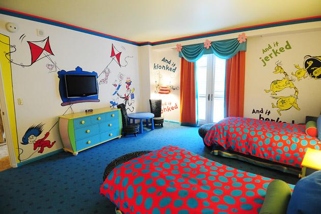 The Best Dr Seuss Themed Children's Rooms