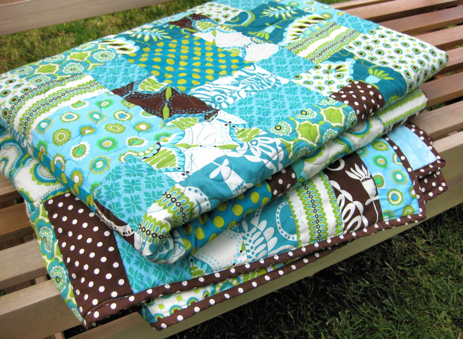 Quilty Pleasures – tips on quilting for a beginner