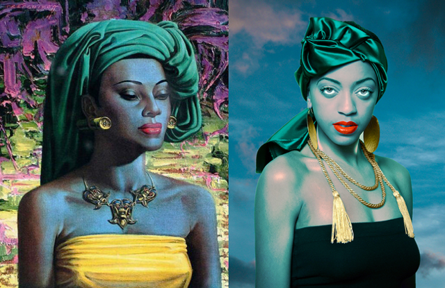 Tretchikoff Reloaded