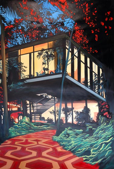 The Architect's House Series by Eamon O'Kane