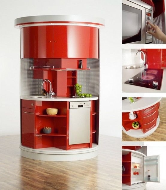 Five Swish Compact Modular Kitchens